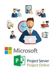 Управление проектами и портфелями проектов Microsoft Project Server